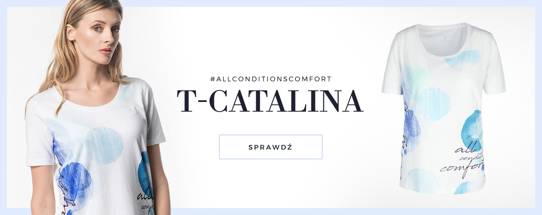 T-shirt T-CATALINA